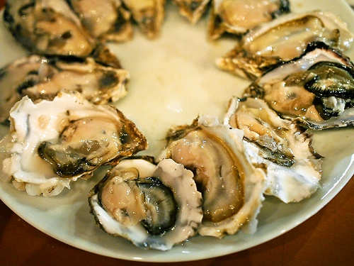 Oyster Outbreak