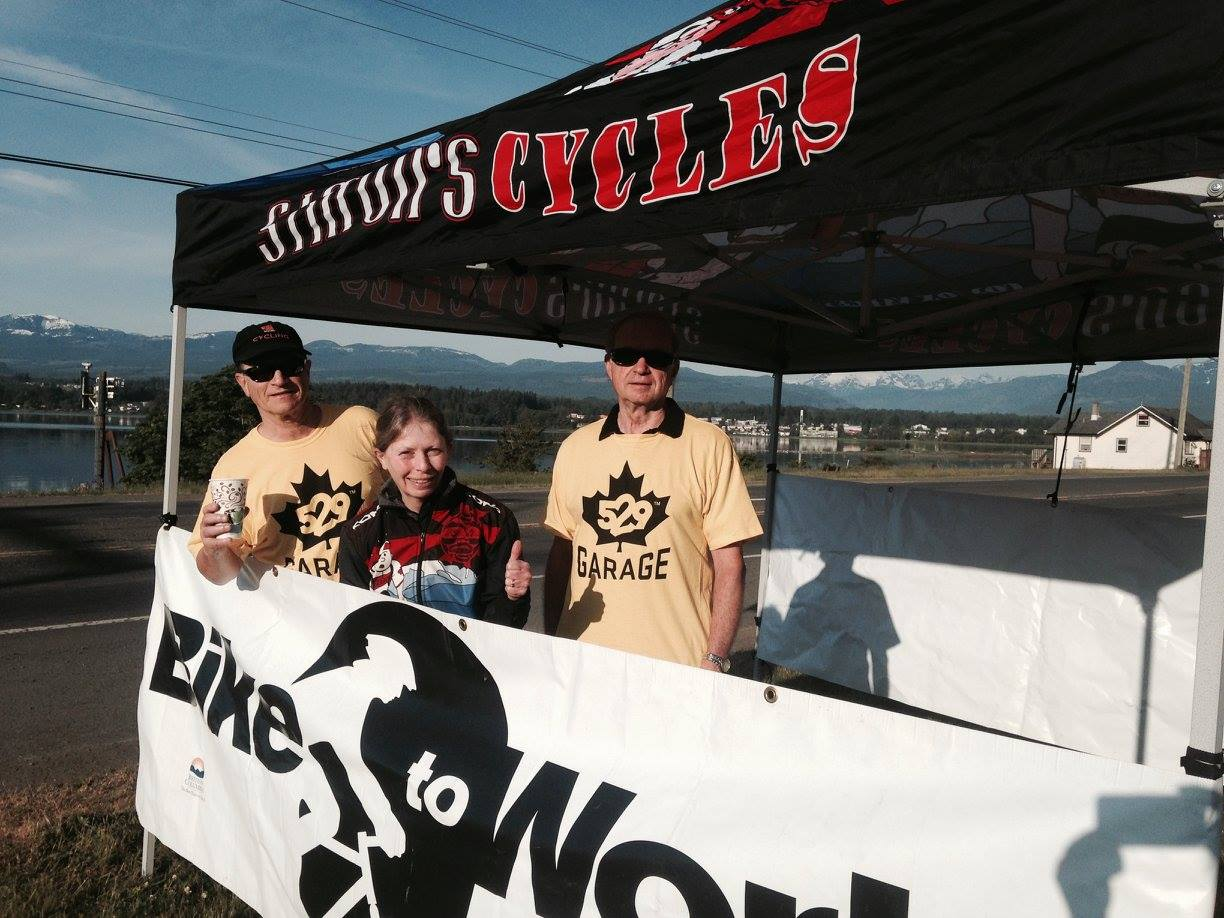 Win With Simon's Cycles