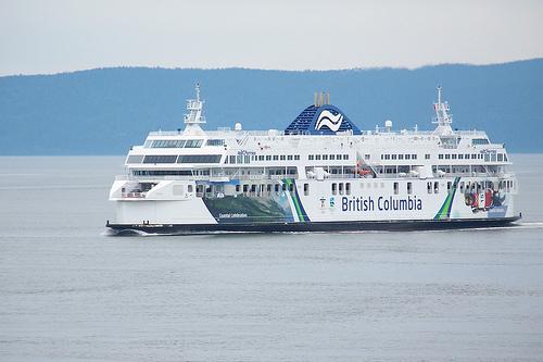 BC Ferries Removing Fuel Rebates