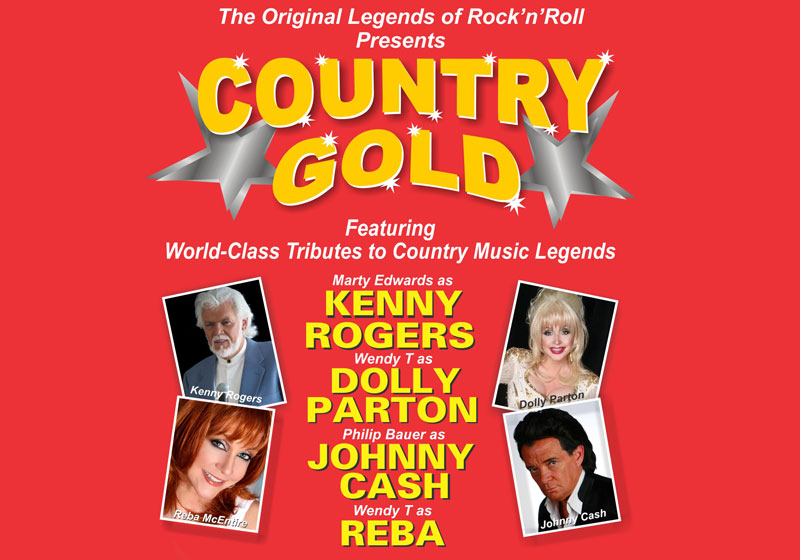 Country Gold - Tribute to Country Music Legends