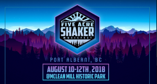 Port Alberni's Five Acre Shaker