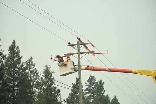 BC Hydro Power Outages