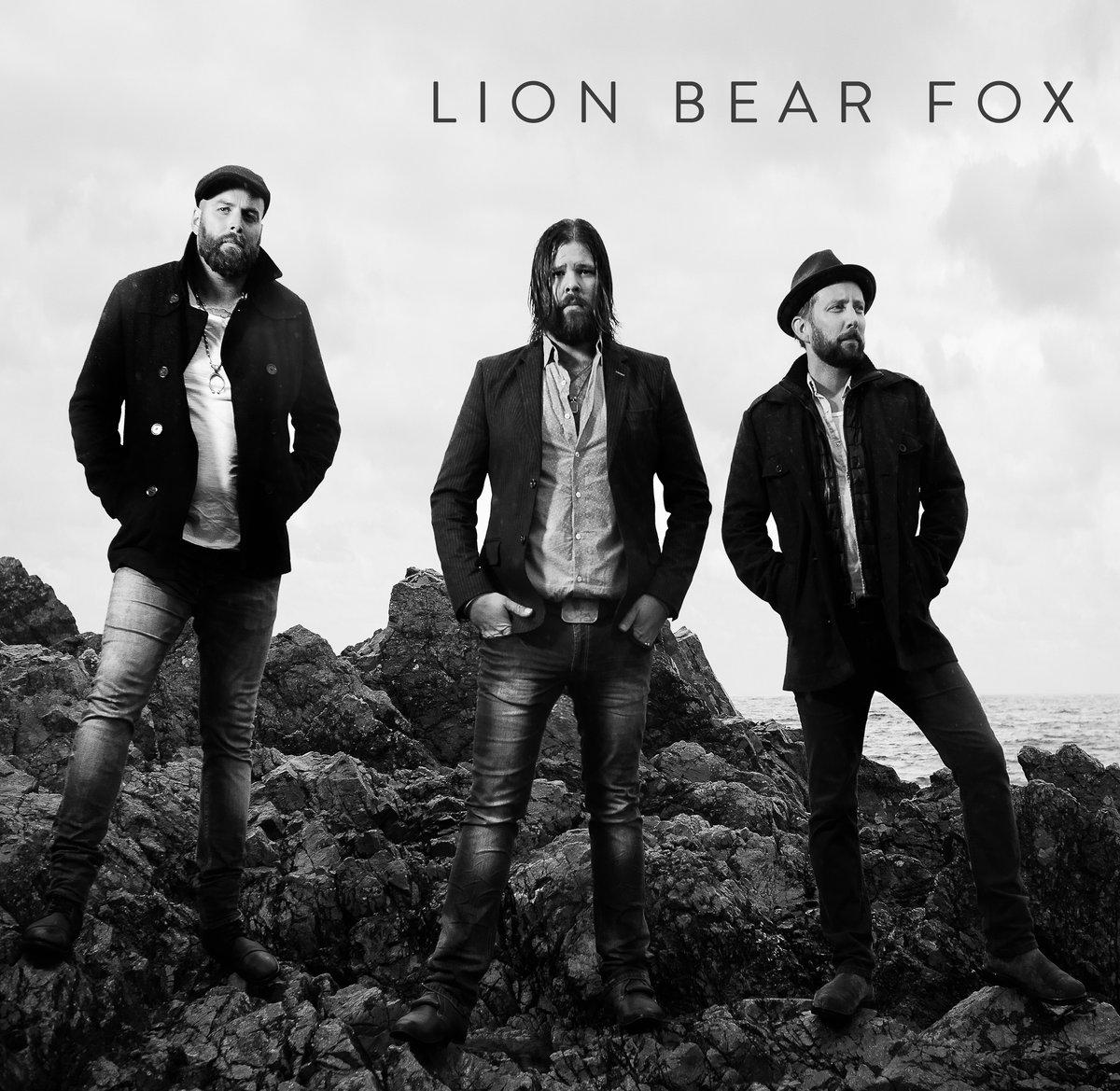 Lion Bear Fox – Shine Tour 2018 (Coast to Coast)