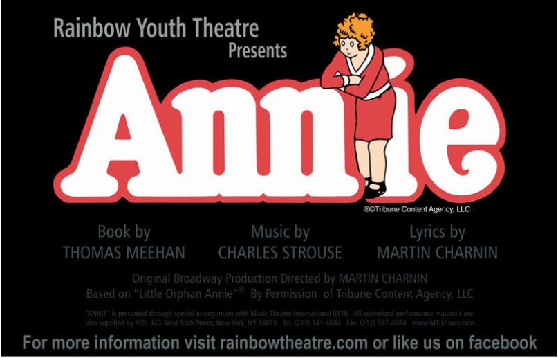 RYT Presents Annie