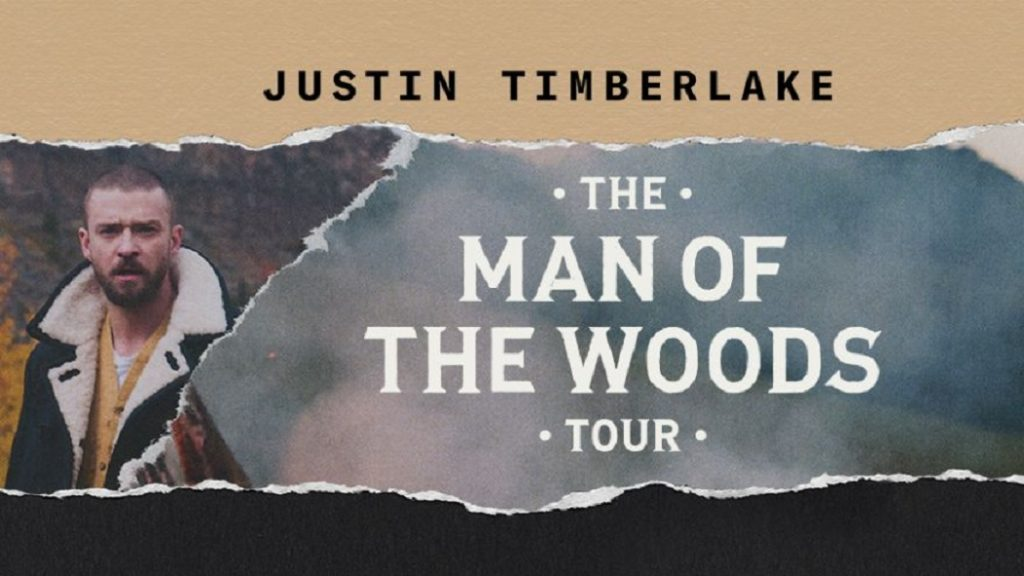 Win tickets to see The Man of the Woods