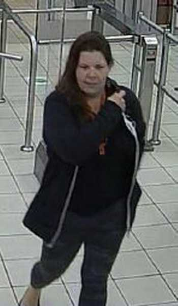 RCMP Looking for Purse Snatcher