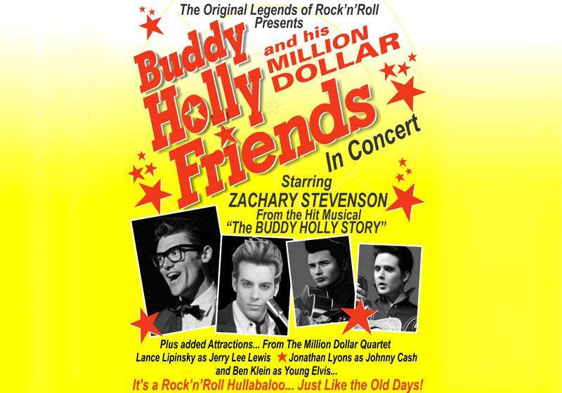 Buddy Holly & His Million Dollar Friends