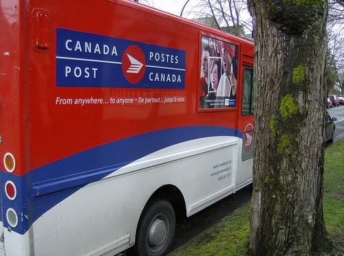 Canada Post-Xmas Package Delays