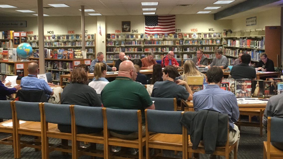 Clintonville Board Of Education Still Deliberating Memorial Policy