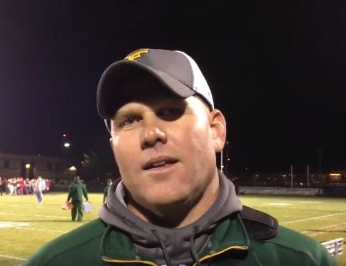Freedom Football Coach Clint Kriewaldt Steps Down