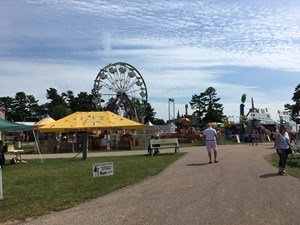 Waupaca County Board Provided 2016 County Fair Numbers