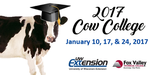 Annual Cow College to be Held in Clintonville