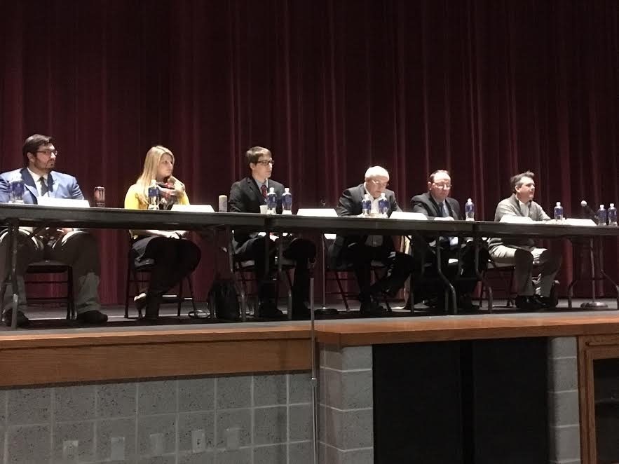 Local Legislators Brush Off Random Drug Testing Proposal For High School Students