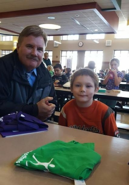 """Big Brothers Big Sisters, Shawano PD Team Up For """"Bigs in Blue"""" Program"""