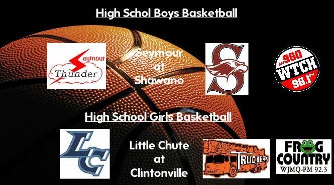 High School Basketball Broadcasts: Tuesday, Jan. 3