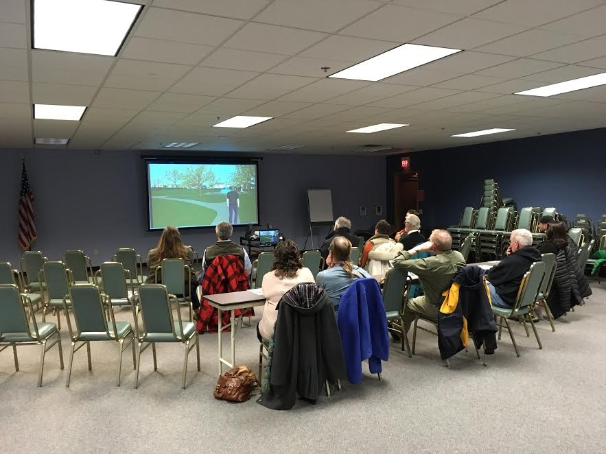 City of Shawano holds first open house pertaining to Park and Rec referendum