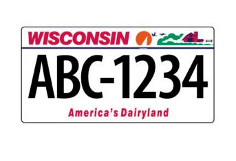Wisconsin DMV moving to seven digit license plates