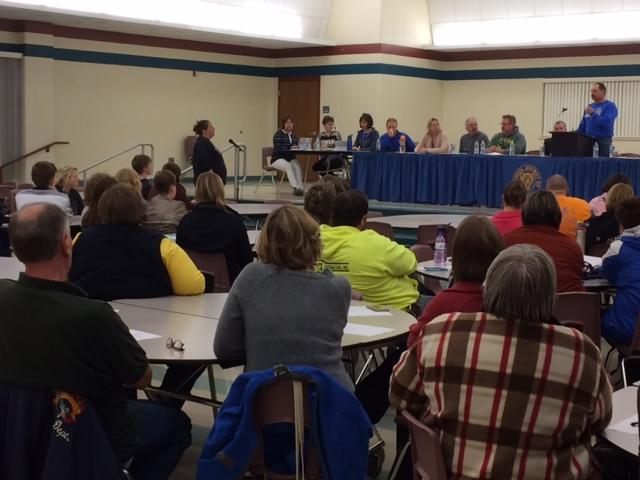 Community Hears Bonduel Budget Cut Proposals