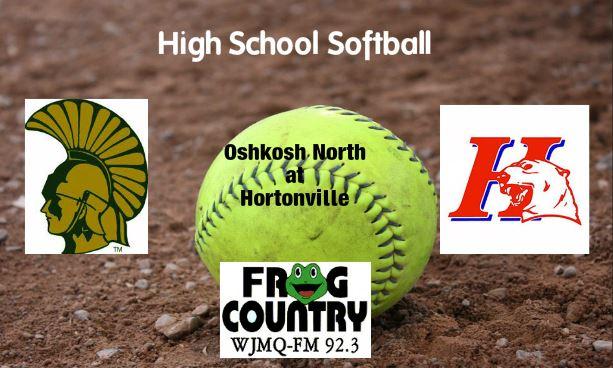 High School Softball Broadcast: Oshkosh North at Hortonville