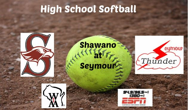 High School Softball Regional Final Broadcast: Shawano at Seymour