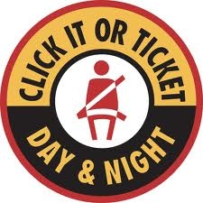 """Click It Or Ticket"" campaign begins"