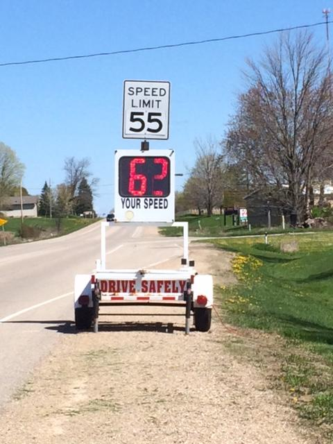 Shawano Co. Sheriff's Department to continue focus on reducing highway speeds