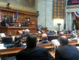 Assembly approves bill targeting homelessness