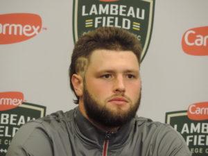 Packers make Biegel's dream a reality, complete ten-member draft class