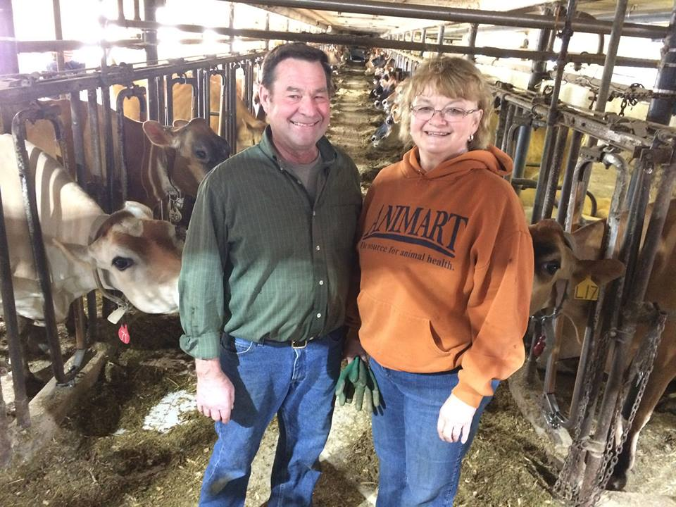 June Dairy Month Farm Stop: Bower's Rolling Meadows