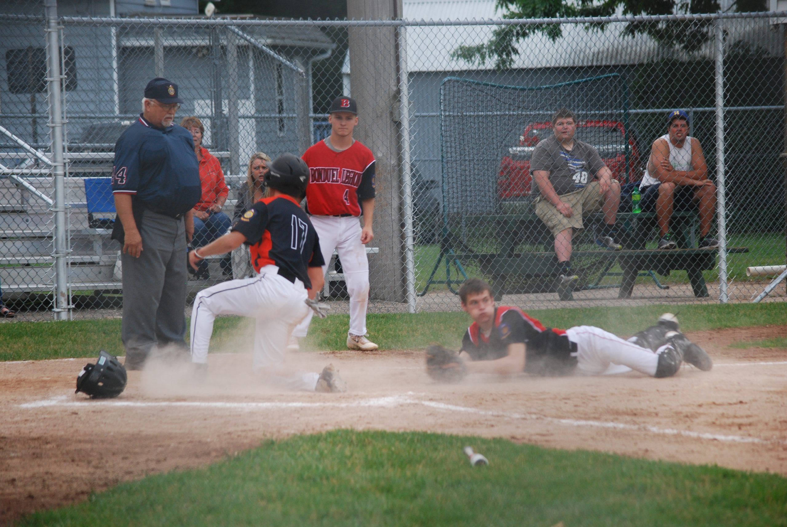 Legion Baseball: Clintonville Not Settling For Just Being Automatic State Qualifier