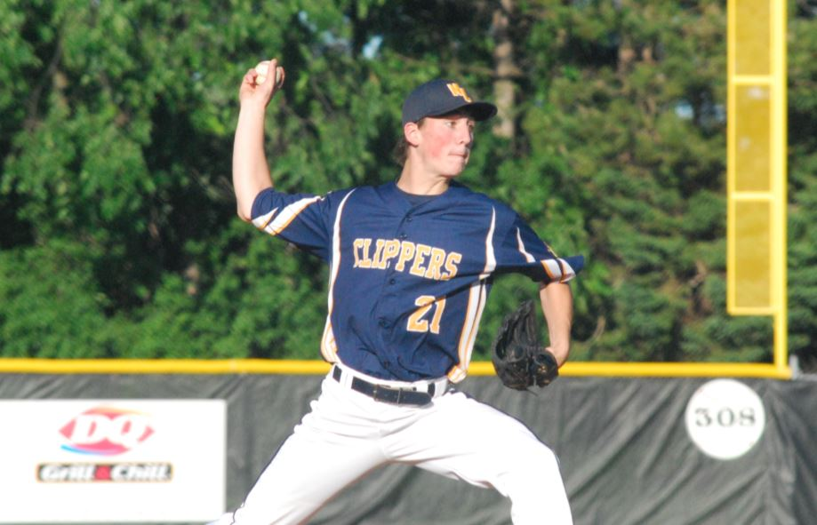 Legion Baseball: Hoier nearly perfect as New London blanks Seymour