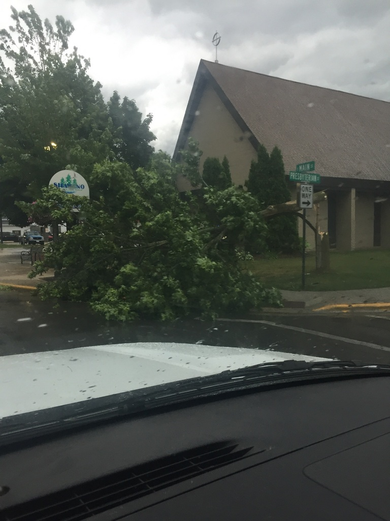 Severe Weathers Effects Northeast Wisconsin