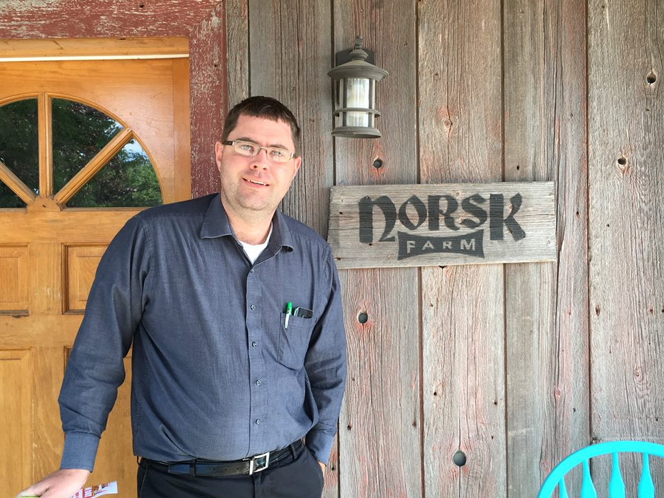 June Dairy Month Farm Stop: Rooted in family tradition, Norsk Farm finds way to adapt, give back