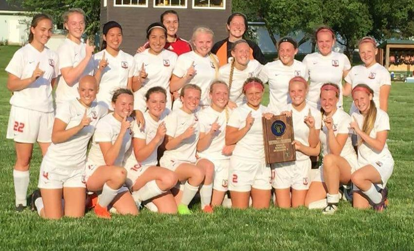 Soccer: Pulaski Girls State Bound AGAIN!