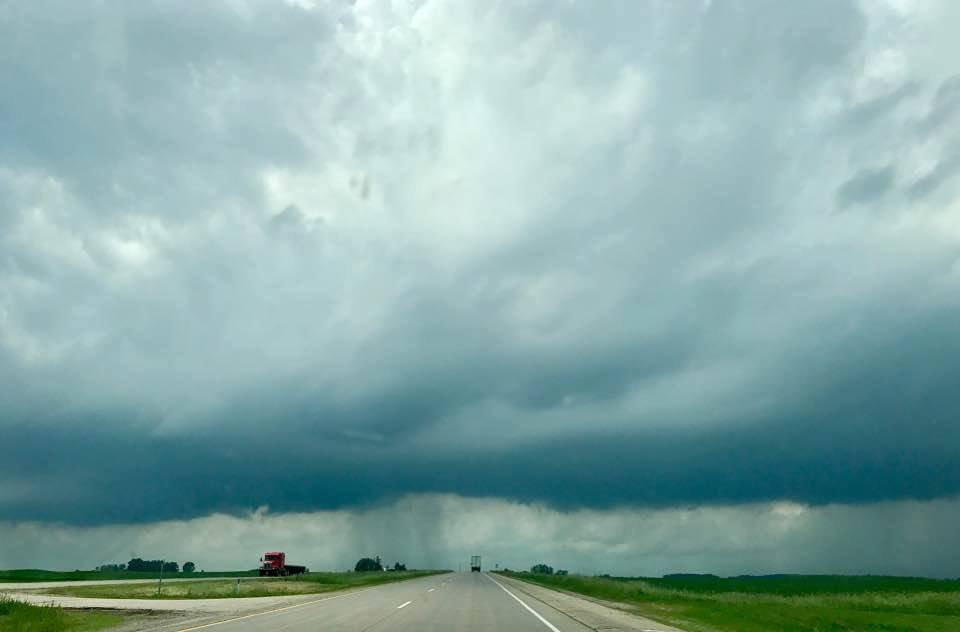 Storms just miss Shawano area