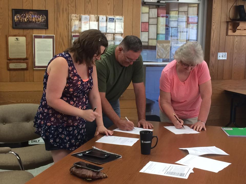 Bonduel Names Three New Village Trustees To The Village Board