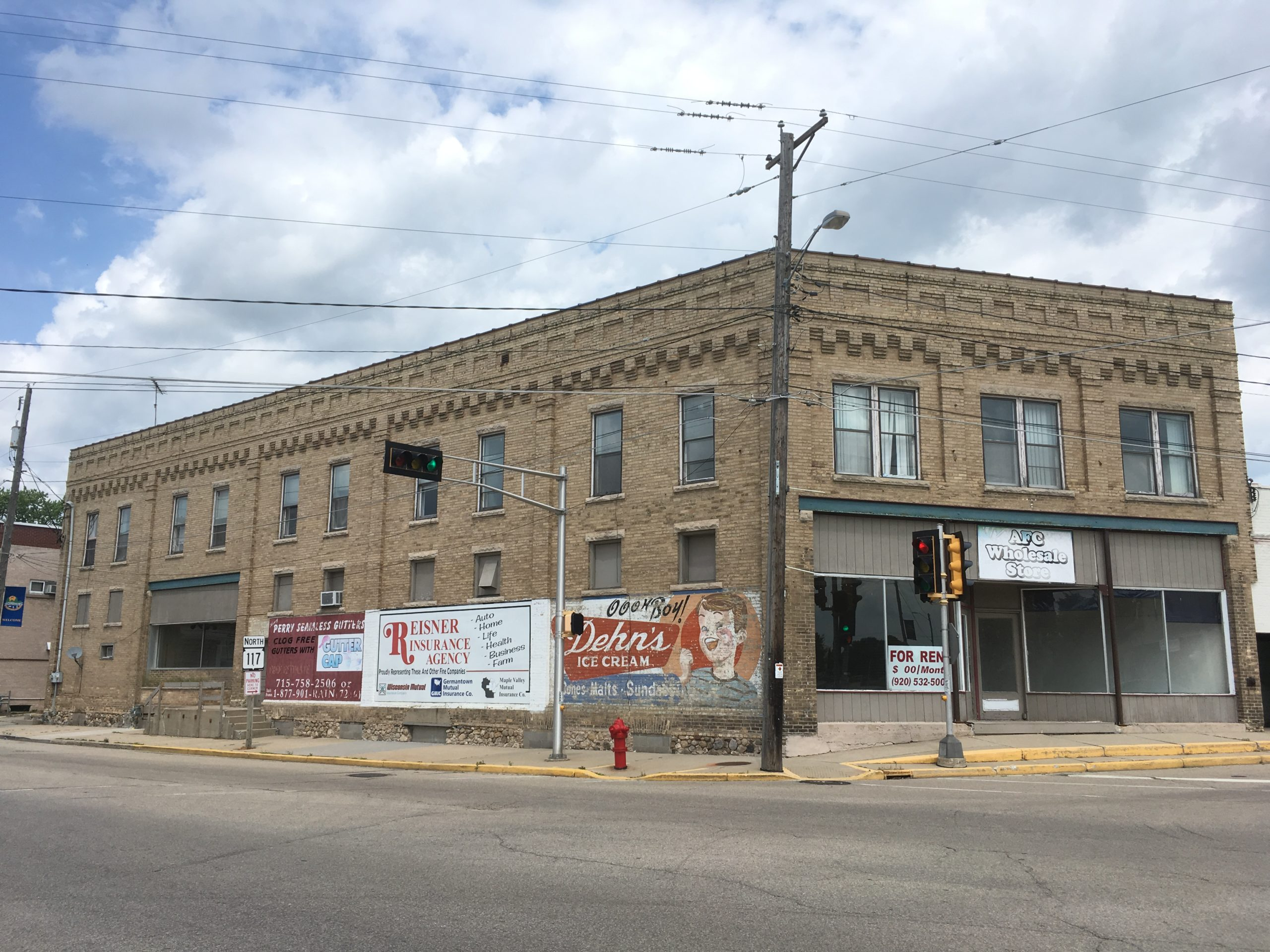 Bonduel Village Board Moves Forward With Raze Order On Run-Down Building