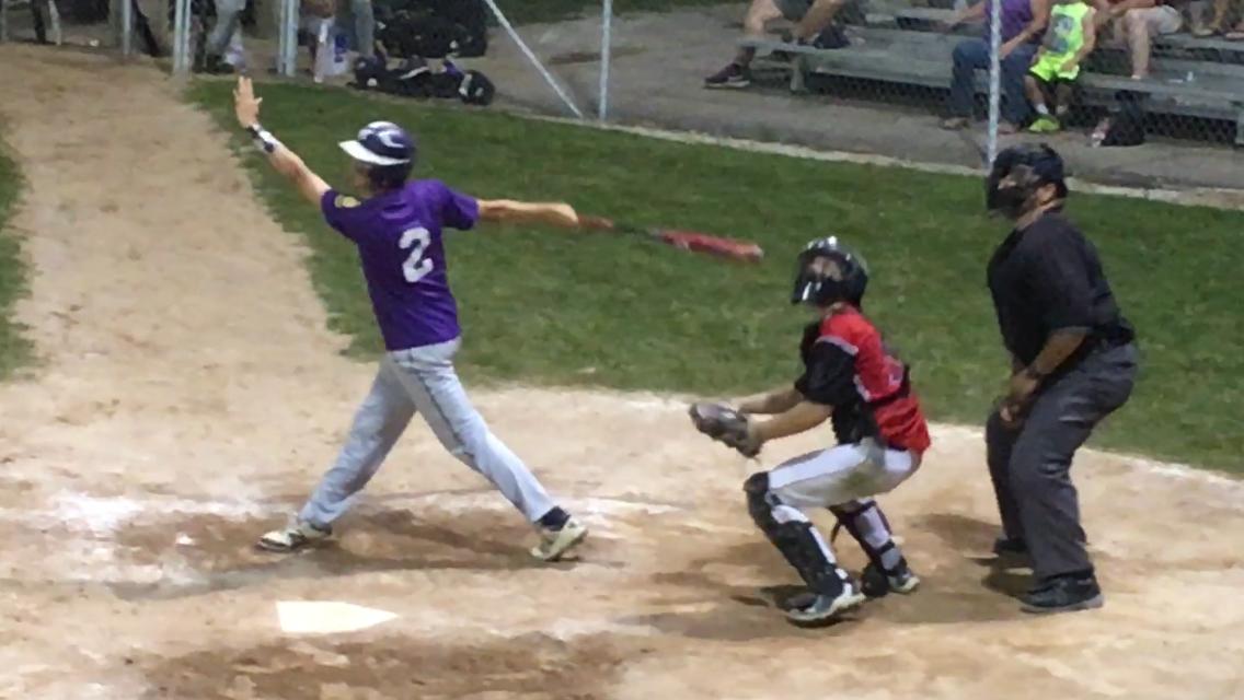 Legion Baseball: Bonduel can't keep pace with Niagara