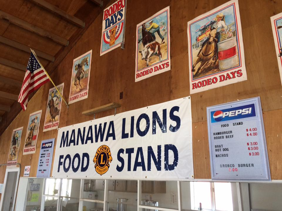 Manawa Rodeo Celebrates 60 Years