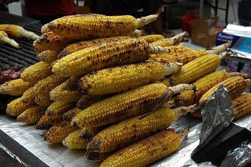 61st Bonduel Corn Roast Tonight