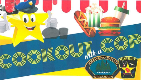 The Cottages Cookout with a Cop brings law enforcement and community together