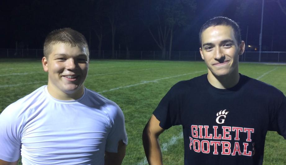 High School Football: Gillett runs over Menominee Indian, notches first 8-man win