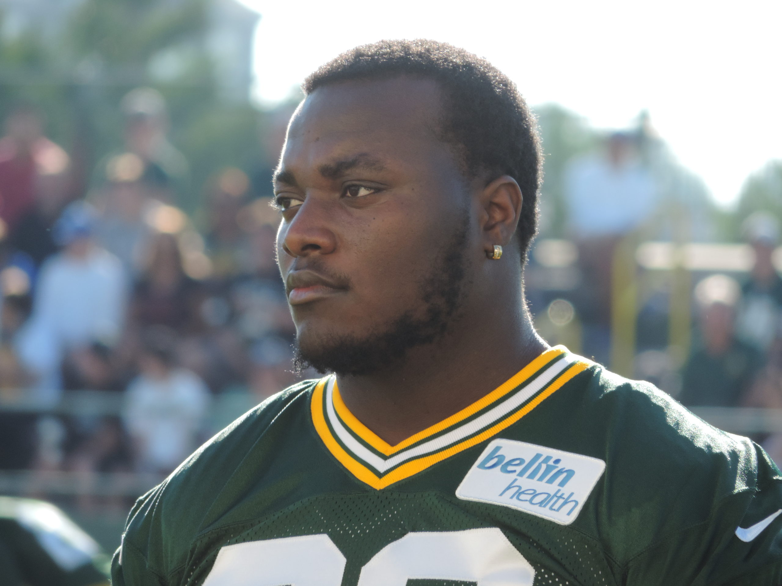 """Packers lose rookie Adams for a few weeks with """"foot injury"""""""