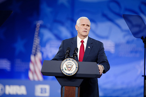 Mike Pence To Visit Wisconsin