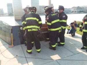 Green Bay decommissions 9/11 memorial