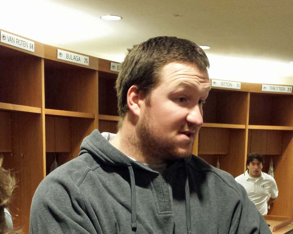 Bulaga still sidelined by ankle injury