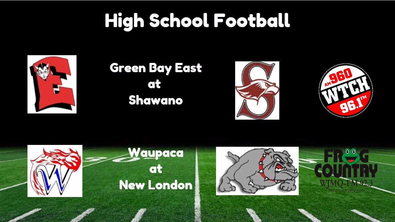 High School Football Broadcasts: Friday, September 1
