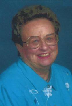 Virginia Lucille Weber-Davis