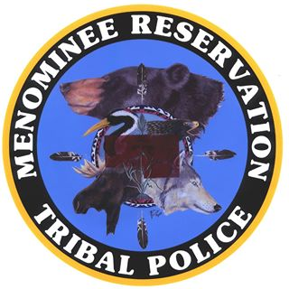 Menominee Tribal Police Officer Under Arrest