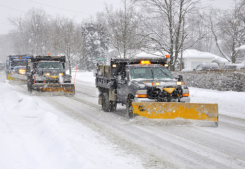 November 26th is 'Snowplow Driver Appreciation Day' in Wisconsin